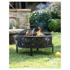 Little Red Fire Pit - fire pits u0026 patio heaters target
