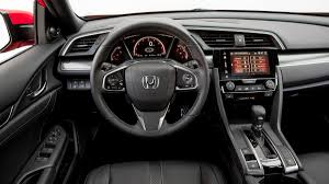 2005 Honda Civic Coupe Interior 2017 Honda Civic Hatchback Review With Price Horsepower And Photo