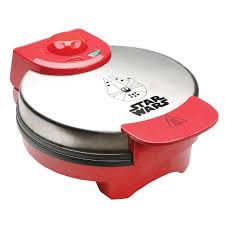 star wars everything waffle maker that makes millennium falcon