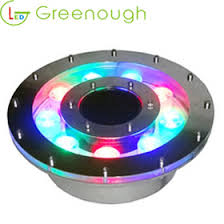 led fountain lights underwater gnh uw 9 1w led fountain light led pond light led underwater