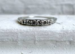 Etsy Wedding Rings by 64 Best Ring Shopping Images On Pinterest Diamond Wedding Bands