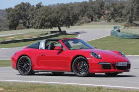 porsche 4 review 2016 porsche 911 targa 4 gts review