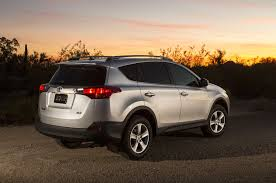 toyota rav4 review 2014 14 small crossovers how they d fare against the 2015 honda cr v