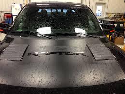 Ford Raptor Truck Decals - hood graphics on 2013 black raptor any good ford raptor forum