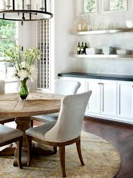 Upholstered Chairs Dining Room Dining Room Sets With Upholstered Chai Gallery Gyleshomes Com
