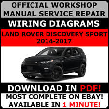 discovery land rover car service u0026 repair manuals ebay