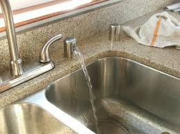 Johnson Tees And Countertop Air Gap Devices Charles Buell - Kitchen sink air gap