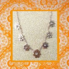 flowers with butterfly necklace images A beautiful butterfly pendant made of mother of pearl and jpg