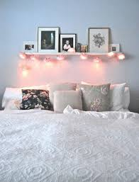 Bedroom Twinkle Lights Bedroom Bedroom Shelf With Leaning Framed Photos And String