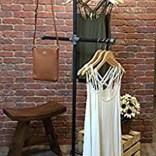 amazon com industrial pipe clothing rack by william robert u0027s