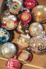 36 best vintage christmas ornaments poland images on pinterest