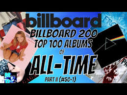 the top 100 albums of all time a musical history