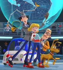 inspector gadget 2015 western animation tv tropes
