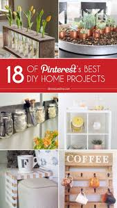 Easy Diy Home Decor Projects 597 Best For The Home Images On Pinterest Projects Home And Spaces