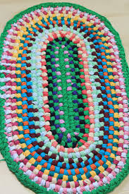 Braided Rugs Instructions Braided Rag Rug Instructions No Sew Best Decor Things