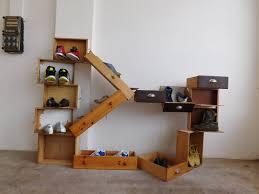 design schuhregal ideen tolles diy garderobe design garderobe shoe rack schuhregal