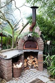 Build Brick Oven Backyard by Best 25 Wood Oven Ideas On Pinterest Brick Oven Outdoor Pizza