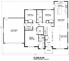 cottage floor plans ontario house plans canada stock custom house plans