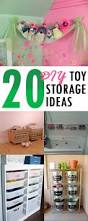 Toy Storage Ideas 20 Simple And Affordable Diy Toy Storage Ideas