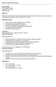 Ct Tech Resume Medical Assembler Resume Radiology Technician Resume Medical