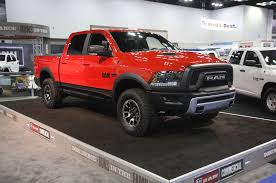 Dodge Ram 750 - the 2015 ntea work truck show