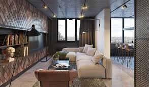 Grey Feature Wall Find Greyspiration In 3 Sophisticated Modern Grey Spaces Assess