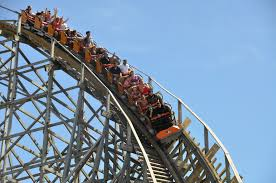 Superman Ride Six Flags Six Flags Vallejo Closing Its Roar Roller Coaster Eat Drink Play