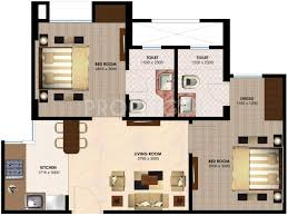 2bhk floor plan 750 sq ft 2 bhk floor plan image imperia h2o available for sale