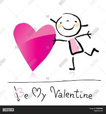 valentine u0027s day cute love vector u0026 photo bigstock