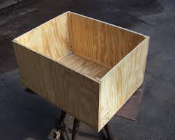 Standing Planter Box Plans by Plywood Planter Box The Art Room Pinterest Planter Boxes