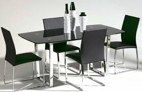 glass metal dining table simple design glass metal dining table metal base contemporary