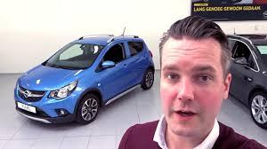 opel karl rocks opel karl rocks 1 0i online edition nieuw youtube
