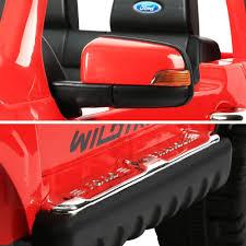 kids red jeep lees ford ranger 12v kids car red big toys direct