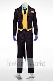popular the joker halloween costume buy cheap the joker halloween