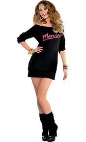 Hip Hop Halloween Costumes Girls 1980s Costume Accessories Accessories Decade 1920s 1990s