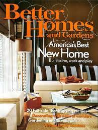 Modren Better Homes And Gardens Subscription To Design Ideas - Better homes garden design