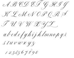 5 best images of beautiful cursive fonts cursive calligraphy