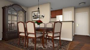 Model Homes Interiors Photos by Spacious One Bedroom Apartments For Senior Living Riddle Village