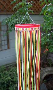 ribbon streamer outdoor decor ribbon spinner by misckdesigns