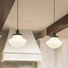 Schoolhouse Pendant Lighting by Westinghouse Lighting Pendants You U0027ll Love Wayfair