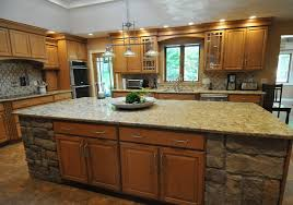 kitchen furniture nyc honey maple glaze traditional kitchen new york by custom