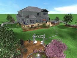 Best Landscape Design App by Large Yard Landscape Design Christmas Ideas Best Image Libraries