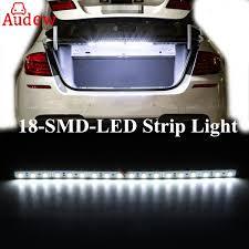 smd led strip light 1pcs 30cm white 18 led light bar smd car led strip light for car