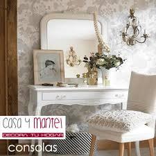 consolas muebles consolas casa y mantel