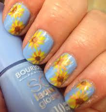 flower nail art beginnersnailart u0027s blog