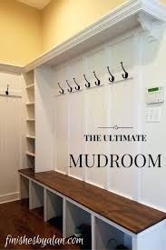 mudroom plans entryway bench ideas pinterest mudroom depth plans lawratchet com