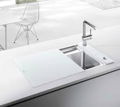 White Composite Kitchen Sinks Home Decorating Interior Design - White composite kitchen sinks