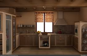 Rustic Kitchen Cabinet Ideas Finest Small Kitchen Ideas Rustic 1064x800 Graphicdesigns Co