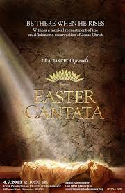 easter cantatas for church gracias choir easter cantata