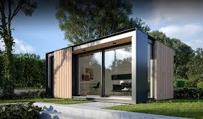 terrific prefab backyard office shed prefab garden office prefab